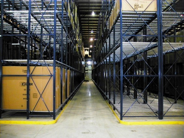 Extended Depth Storage