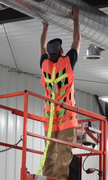 Full Body Safety Harness Protection