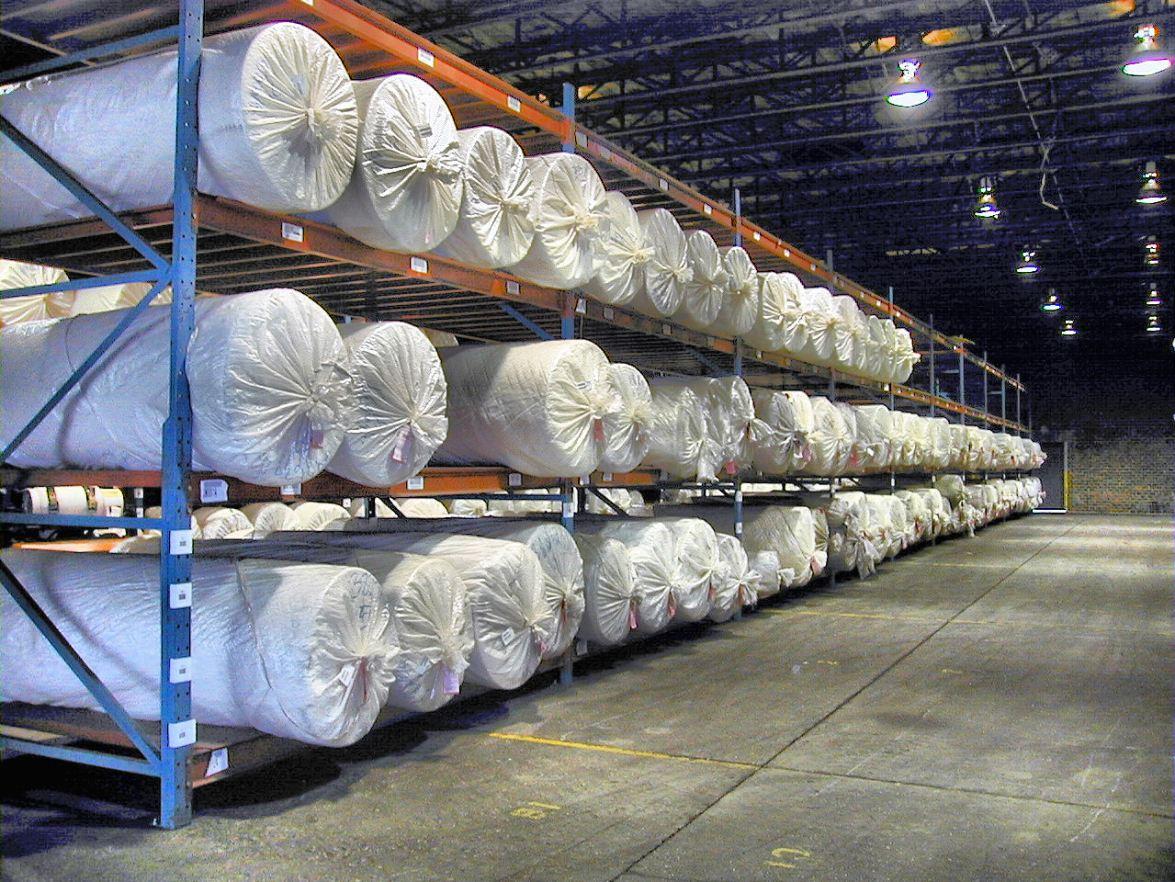Large Roll Storage