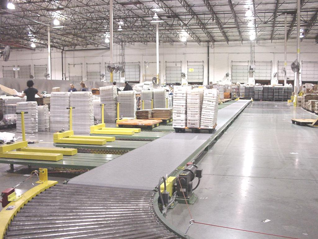 Pallet Induction Stations