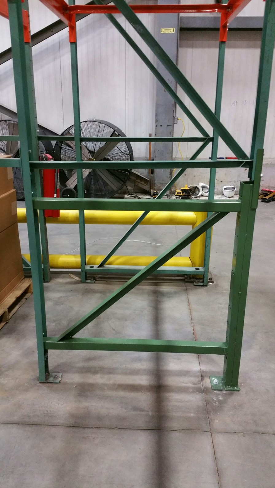 Upright Frame Repair Kit (2)