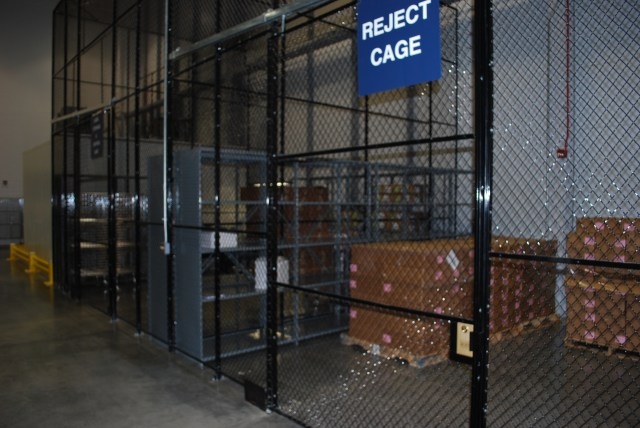 Wire Enclosure
