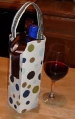 Wine gift bag