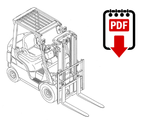 Caterpillar forklift manual library | Download the forklift service manual that you need