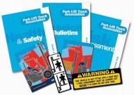 safety-literature-montage