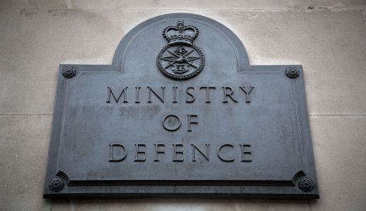 The British Ministry of Defence (MOD)
