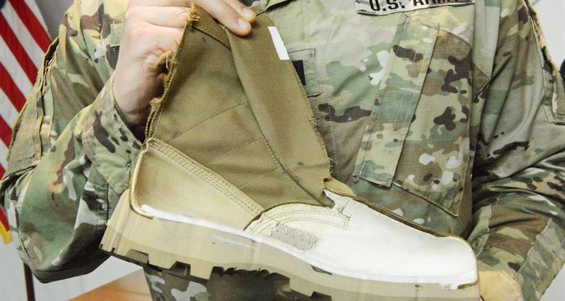 US Army Jungle Combat Boot (JCB), by C Todd Lopez