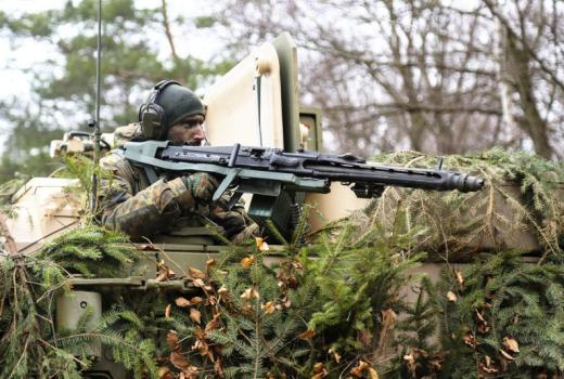 Germany Army (Heer), 8th Reconnaissance Battalion, 12th Armoured Brigade, during Allied Spirit VI, 24 March 2017 by Danielle Carver [800px]