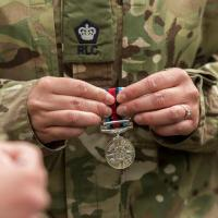MBE for British Army LGBT Advocate