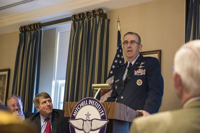 Stratcom Chief: Deterrence Keeps Major-Power Conflicts Off World Stage
