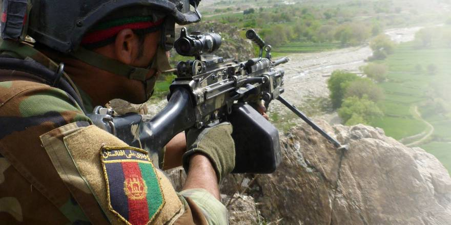 Afghan Special Security Forces in Afghanistan, by Lt Cmdr Kathryn Gray, Resolute Support HQ (DVIDS)
