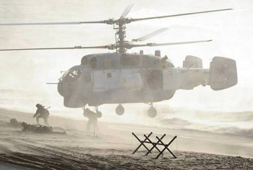 Russian Federation, Zapad 2013 Military Exercise (Ministry of Defence of the RF, 2013)