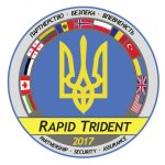 Exercise Rapid Trident 17 in Ukraine