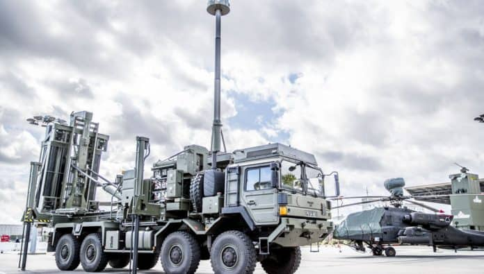 British Army Unveils Sky Sabre Air Defence System