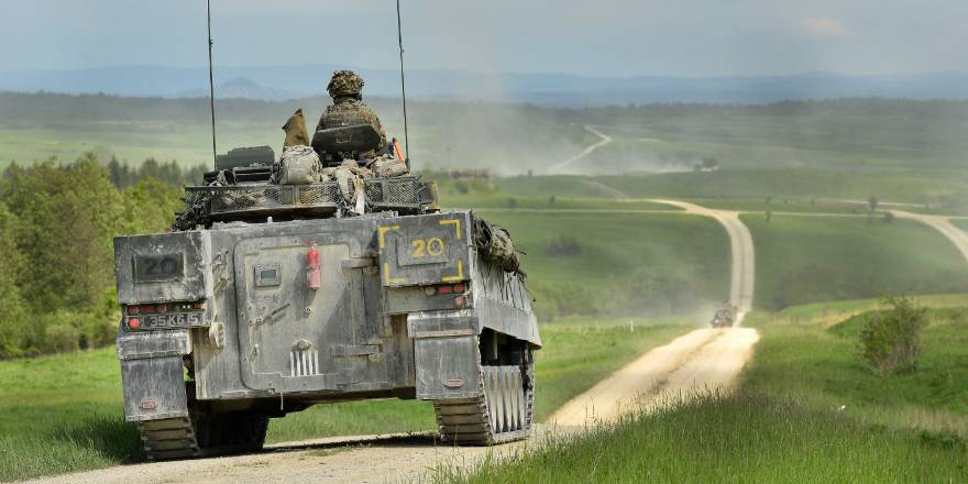 confirmed 20th armoured infantry brigade will leave germany