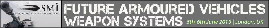 Future Armoured Vehicles Weapon Systems, London 2019