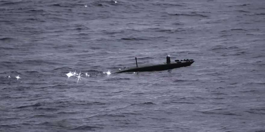 US Marine Corps and Maritime Tactical Systems test Mantis T-12 Surface Variant unmanned maritime system (Dvids, 2018) [880]