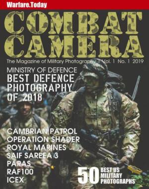 Combat Camera - The Magazine of Military Photography, vol. 1, no. 1 (2019)