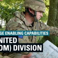British Army Launches New 6th Division