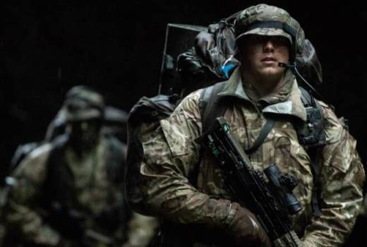 British Army Cambrian Patrol 2019 60th Anniversary