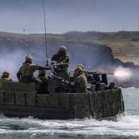 Royal Marines Revive 47 Commando