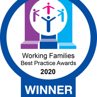 RAF wins Working Families Best Practice Awards