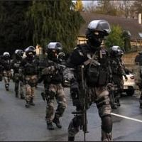 French Military Mobilised Against Chechen Gangs
