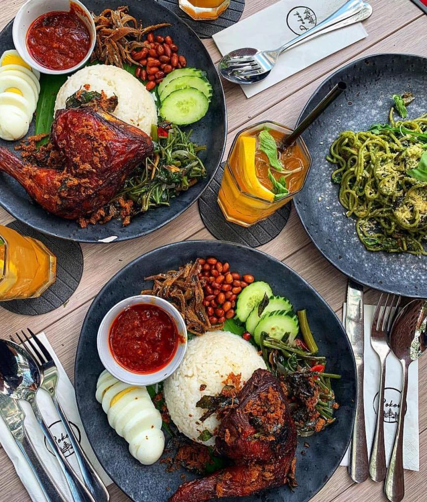 You Definitely Need to Visit Pokok KL Cafe At Least Once in Your Lifetime