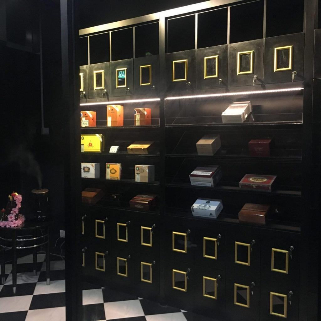 Malaysia's Newest and Most Relaxing Cigar Lounge: The Humidor