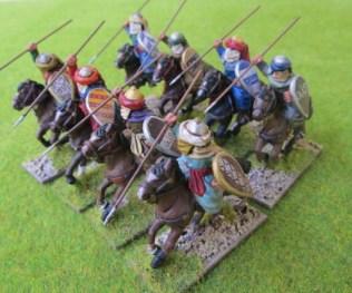 Arab cavalry