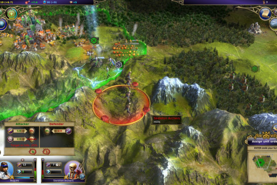 Warlock Master of the Arcane : AAR (T. 6-10)