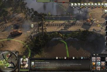 Company of Heroes 2 : aperçu de l'interface