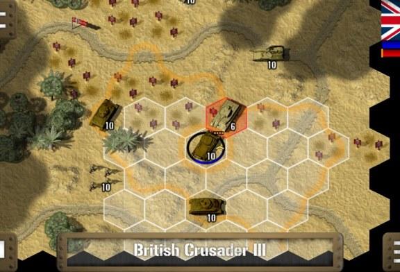 Tank Battle – North Africa : sortie et trailer