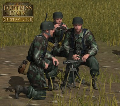 Combat Mission Fortress Italy - Gustav Line - fj-1