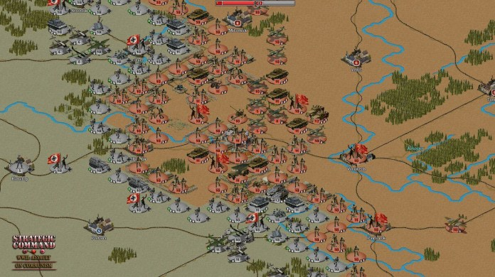 Strategic Command WW II - Assault on Communism