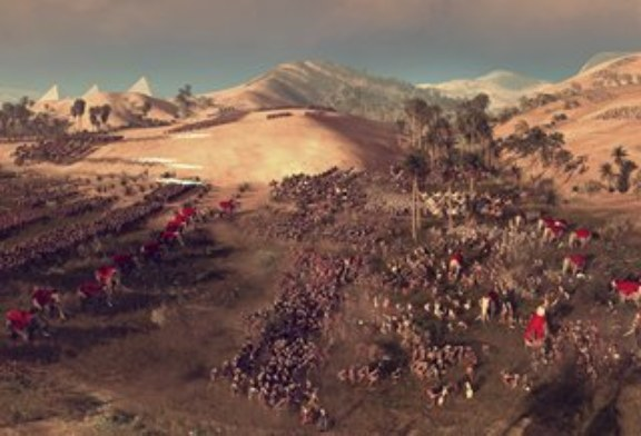 Total War – Rome II : nouveau screenshot panoramique