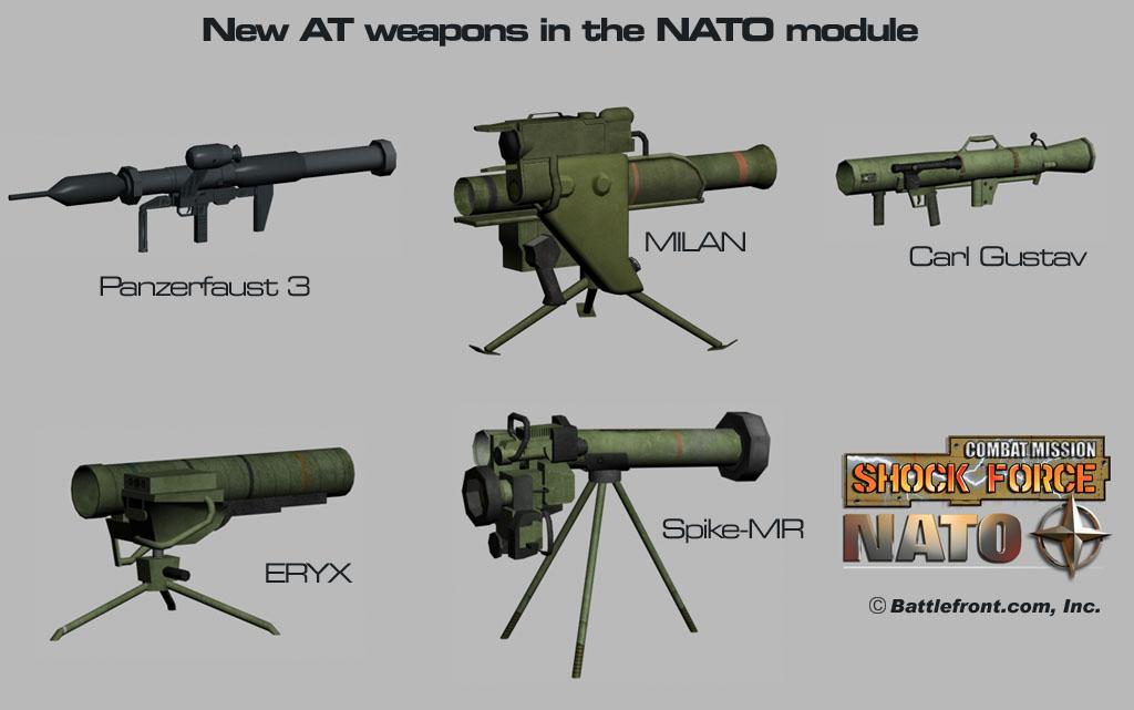 test de combat mission shock force  u2013 nato