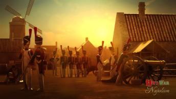 1er régiment de grenadier, garde impériale.