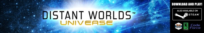 Distant Worlds Univers - MAtrix