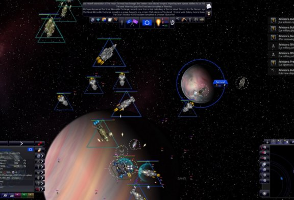 Sortie de Distant Worlds : Universe