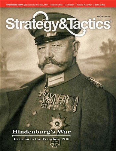 Strategy and Tactics 288
