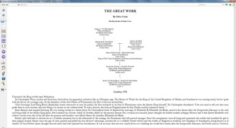 Un arbre généalogique pour faciliter la compréhension