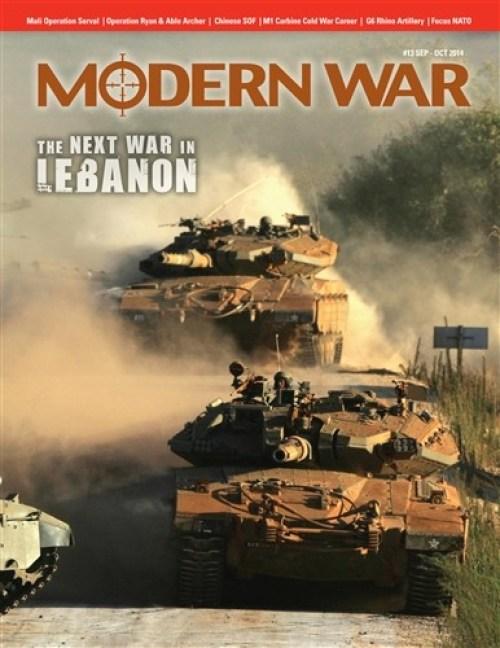 Modern War 13