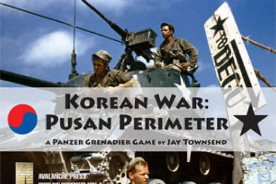Sortie de Pusan Perimeter et Red and White