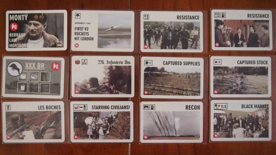 1944-race-rhine-cartes