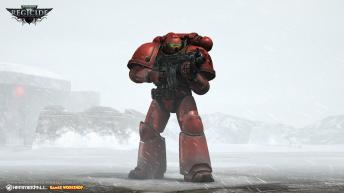 Space marine Tactical