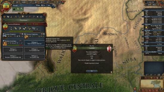 EU 4 - The art of war