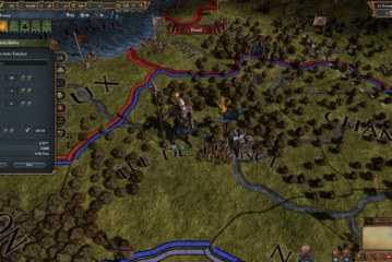 Test de Europa Universalis IV : Art of War