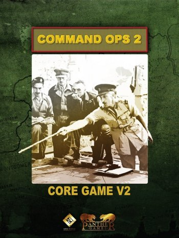 Commands Ops 2 - Core game