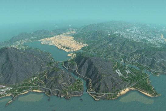 Des chiffres et des jeux : le million pour Cities Skylines